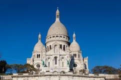 Sacre Coeur, Montmartre, Paris Royalty Free Stock Photo