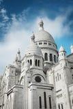 Sacre-Coeur. In Montmartre, Paris stock photos