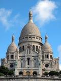 Sacre-Coeur, Montmartre, Paris Stock Photos