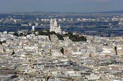 Sacre Coeur, París Imagen de archivo