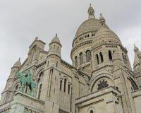 Sacre-Coeur, París, Francia Imagen de archivo libre de regalías
