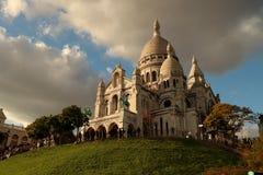 Sacre-Coeur, Parigi Fotografia Stock