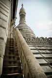 Sacre Coeur Parigi Fotografia Stock