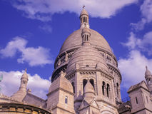 Sacre Coeur, Parigi Fotografia Stock Libera da Diritti