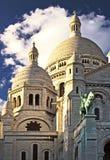 Sacré Coeur, Paris Stock Photo