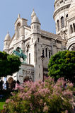 Sacre Coeur, Paris Stock Photo