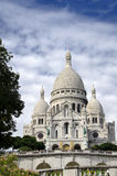 Sacre-Coeur in Paris Royalty Free Stock Image