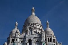 Sacre Coeur Paris Arkivbilder