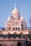 The Sacre-Coeur - Paris Royalty Free Stock Image