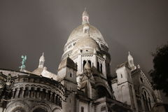 Sacre Coeur, Paris Fotografia de Stock Royalty Free