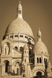 Sacre Coeur, Paris Royalty Free Stock Photos