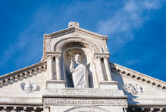 Sacre coeur in paris Royalty Free Stock Images