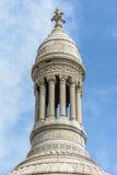 Sacre Coeur, Paris, Frace-architectural detail Stock Photos