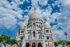 Sacre Coeur, Paris, Frace Stock Photo