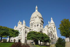 Sacre-Coeur, Paris, France Stock Image