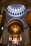 Sacre Coeur, Paris, France Stock Photography