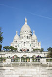 Sacre Coeur Paris Royalty Free Stock Images