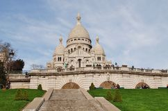 Sacre Coeur, Paris Stock Image