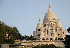 Sacre Couer Royalty Free Stock Photos