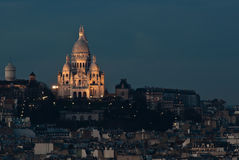 Sacre Couer Stock Images