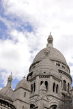 Sacre Couer Basilica Stock Photography