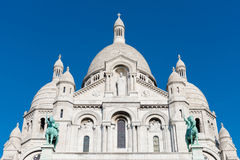 Sacre Couer Stock Image