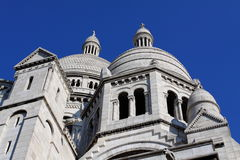 Sacre Couer in Paris Stock Photo
