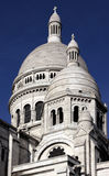 Sacre Couer In Paris, France Stock Photo