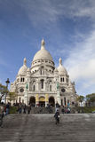 Sacre Cour Royalty Free Stock Photo