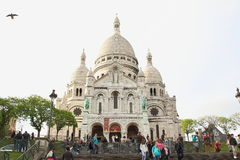 Sacre Cour, Royalty Free Stock Images