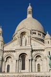 Sacre Coure, Parijs Royalty-vrije Stock Afbeeldingen