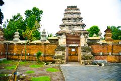 Sacred and ancient royal palace complex and tomb area royalty free stock photography