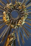 Sacred Art. Object in the the marian pilgrimage site of Loreta in Prague Royalty Free Stock Image