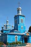 Sacred Avraamiyevsky church. Bulgar, Russia Royalty Free Stock Photo
