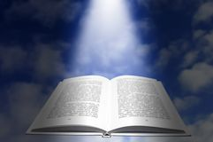 Sacred book Royalty Free Stock Images