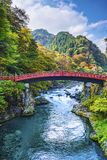 Sacred bridge Royalty Free Stock Image