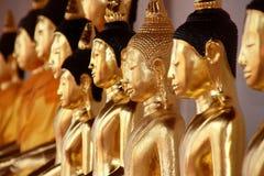 Sacred Buddha images Royalty Free Stock Photography