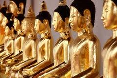 Sacred Buddha images Stock Photo