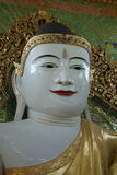 Sacred Buddha statues of Myanmar Stock Photos