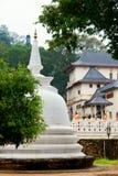 Sacred City of Kandy Stock Photo