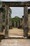 Sacred City Of Pollonnaruwa Royalty Free Stock Photo