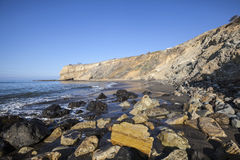 Sacred Cove in Rancho Palos Verdes California Stock Photo