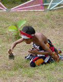 Sacred dance Royalty Free Stock Photos
