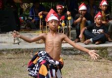 Sacred dance Stock Photo
