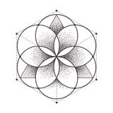 Sacred Geometry Stock Image