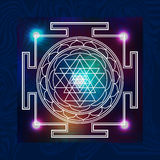 Sacred Geometry 3 vector illustration