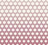 sacred geometry halftone triangle graphic pattern Royalty Free Stock Images