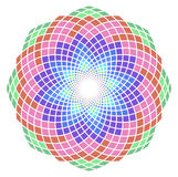 Sacred geometry Royalty Free Stock Photography