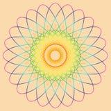 Sacred geometry Stock Photo