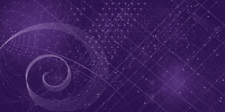 Free Sacred Geometry Symbols And Elements Background Royalty Free Stock Photography - 69254397